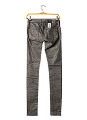 Pantalon casual gris GUESS pour femme seconde vue