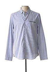 Chemise manches longues bleu SALSA pour homme seconde vue