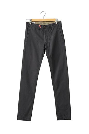 Pantalon chic gris REPLAY pour homme