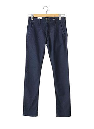 Pantalon casual bleu GUESS pour homme