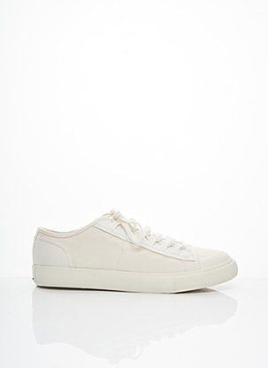 Baskets blanc G STAR pour homme