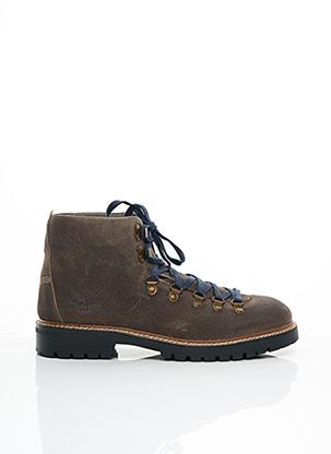 Bottines/Boots marron PEPE JEANS pour homme