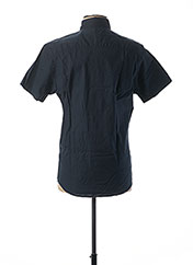 Chemise manches courtes bleu JACK & JONES pour homme seconde vue