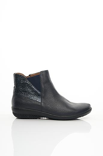 Bottines/Boots bleu SWEET pour femme
