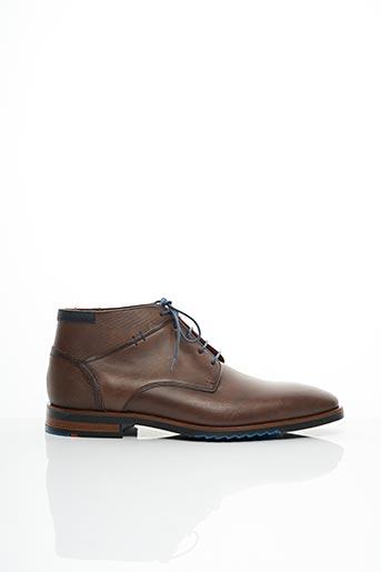 Bottines/Boots marron LLOYD pour homme