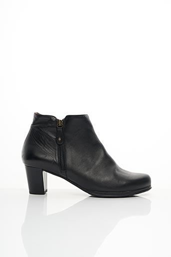 Bottines/Boots noir KARSTON pour femme