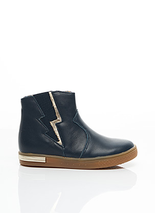Bottines/Boots bleu BABYBOTTE pour fille
