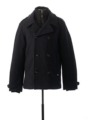 Manteau court bleu PETROL INDUSTRIES pour homme