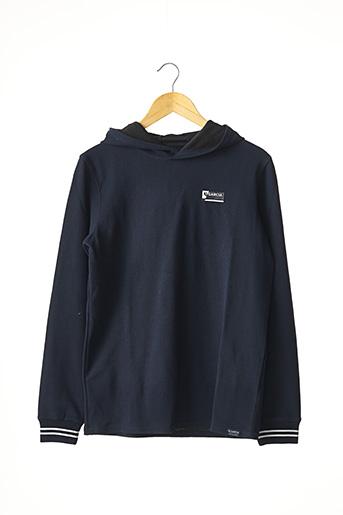 Sweat-shirt bleu GARCIA pour garçon