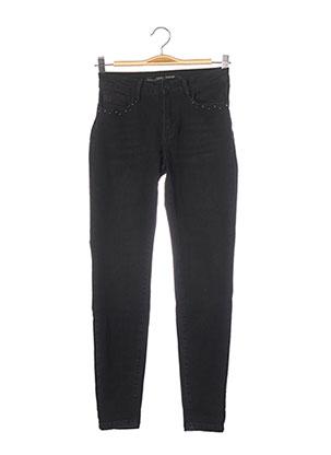 Jeans skinny noir TIFFOSI pour femme
