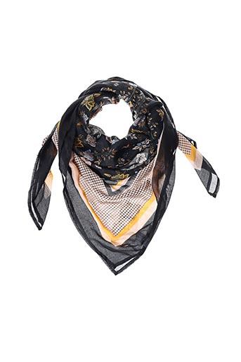 Foulard noir GARCIA pour femme