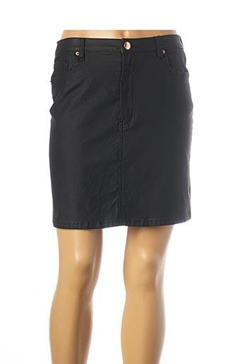 Jupe courte noir TIFFOSI pour femme