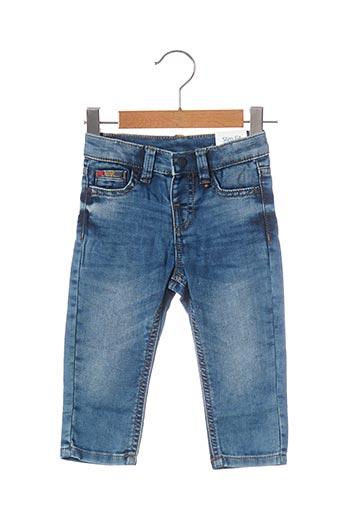 Jeans coupe slim bleu MAYORAL pour garçon