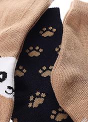 Chaussettes beige MAYORAL pour fille seconde vue