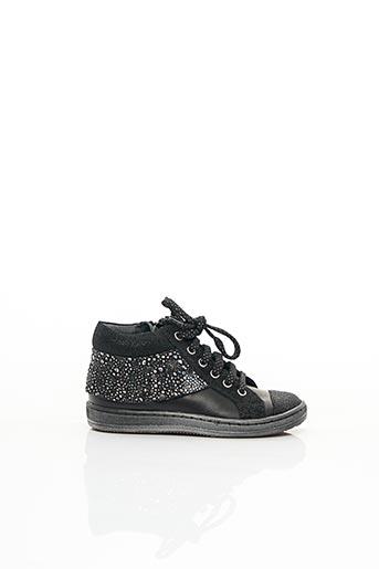 Baskets noir BELLAMY pour fille