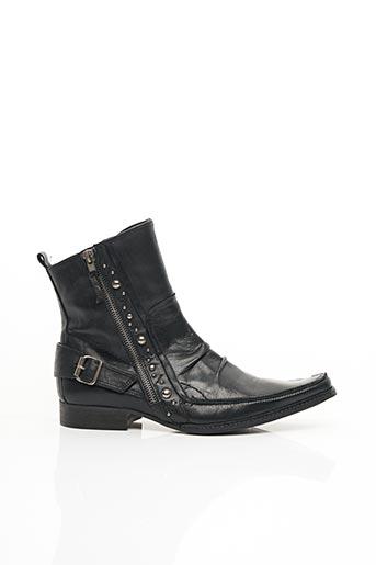 Bottines/Boots noir REGARD pour femme