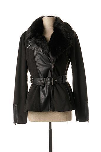 Veste casual noir LIU JO pour femme