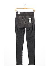 Jeans coupe slim gris LIU JO pour femme seconde vue