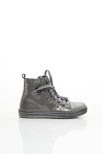 Bottines/Boots gris ROMAGNOLI pour fille