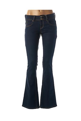 Jeans bootcut bleu TOM TAILOR pour femme