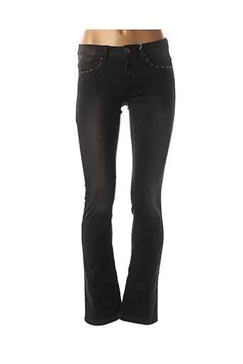 Jeans bootcut noir TOM TAILOR pour femme
