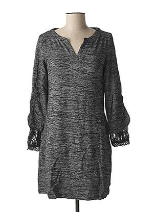 Robe pull noir L33 pour femme