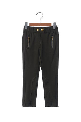 Pantalon casual vert EMOI BY EMONITE pour fille