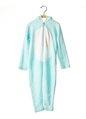 Combi-pantalon bleu LINA PINK pour fille