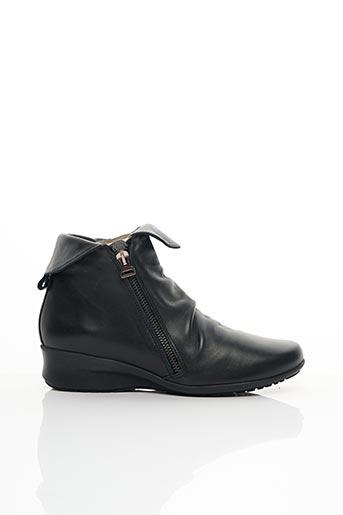 Bottines/Boots noir FOLIE'S pour femme