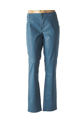 Jeans bootcut bleu MISE AU GREEN pour femme