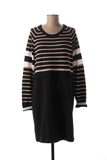 Robe pull noir LIU JO pour femme