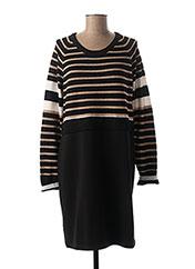 Robe pull noir LIU JO pour femme seconde vue