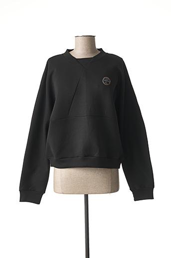 Sweat-shirt noir NAPAPIJRI pour femme