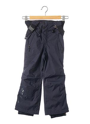 Pantalon casual bleu NAPAPIJRI pour enfant