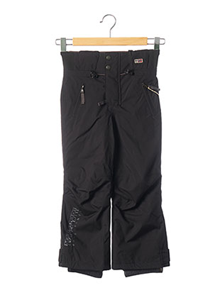 Pantalon casual noir NAPAPIJRI pour enfant