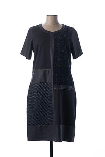 Robe courte bleu MERI & ESCA pour femme