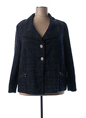 Veste casual bleu MERI & ESCA pour femme seconde vue