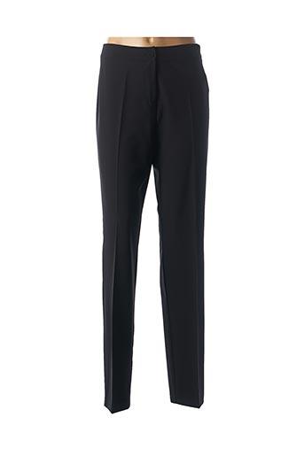 Pantalon chic noir DIAMBRE pour femme