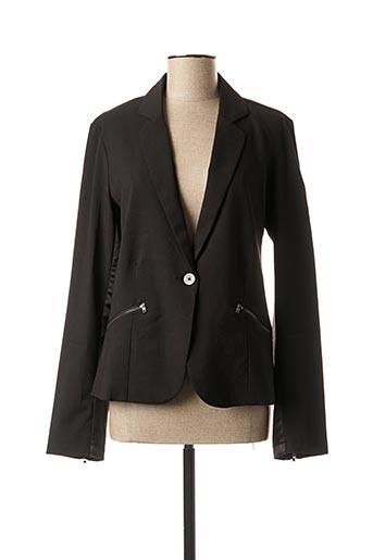 Veste chic / Blazer noir NÜ pour femme