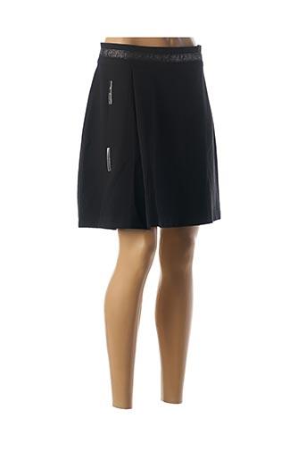 Jupe courte noir ANA SOUSA pour femme