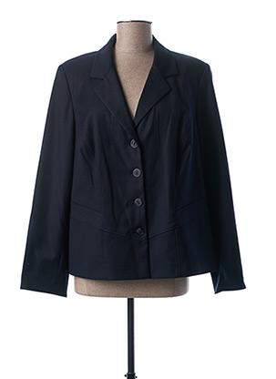 Veste chic / Blazer bleu PAUPORTÉ pour femme