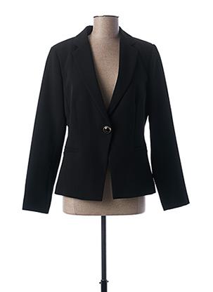 Veste chic / Blazer noir WEINBERG pour femme