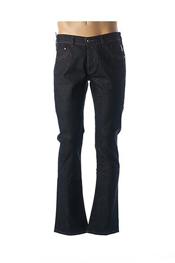 Jeans coupe droite bleu ATELIER OSCAR pour homme