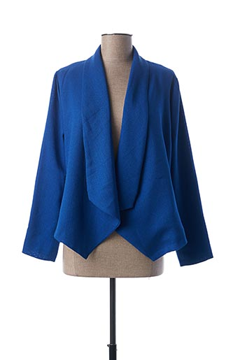 Veste casual bleu MOLLY BRACKEN pour femme