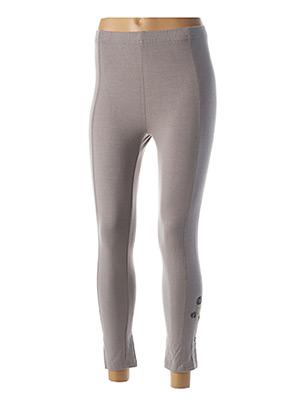 Legging gris ENJOY pour femme