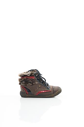 Bottines/Boots marron BABYBOTTE pour garçon