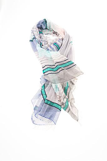 Foulard gris CODELLO pour femme