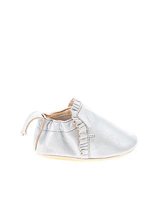 Chaussons/Pantoufles gris EASY PEASY pour fille