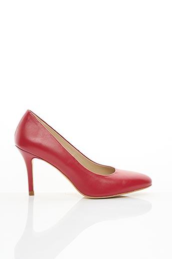 Escarpins rouge GEORGIA ROSE pour femme