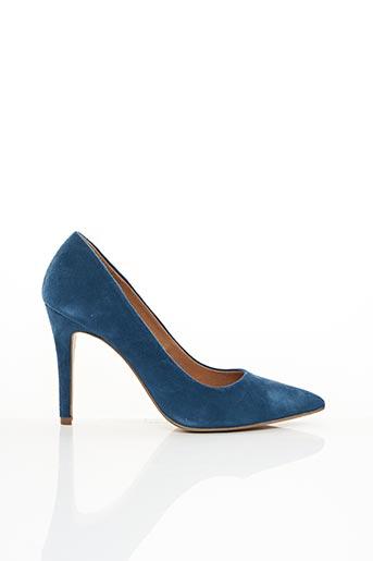 Escarpins bleu ELLE pour femme